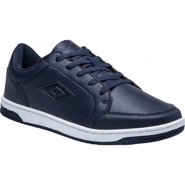 Umbro RICHMOND modrá 10.5 - Pánská volnočasová obuv