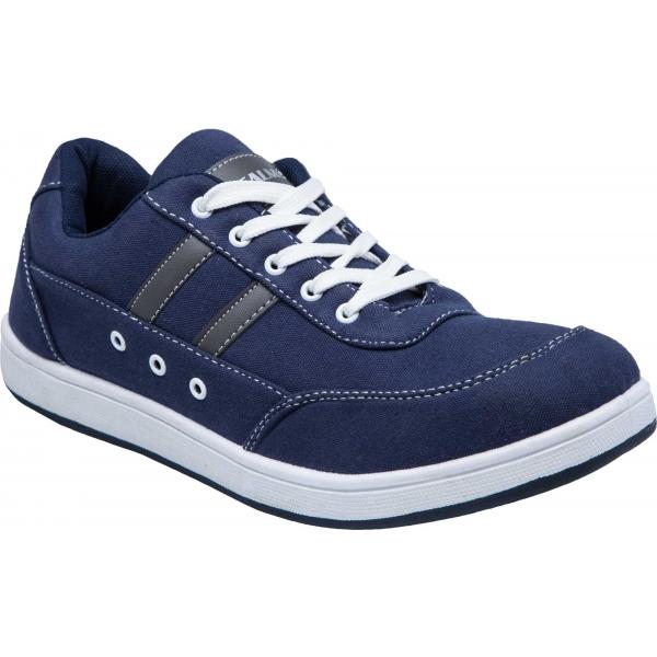 Salmiro PEDDY tmavo modrá 42 - Pánska voľnočasová obuv