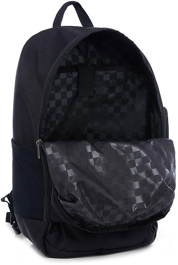 2999d4356d Vans M TRANSIENT III SKATE BACKPACK Black