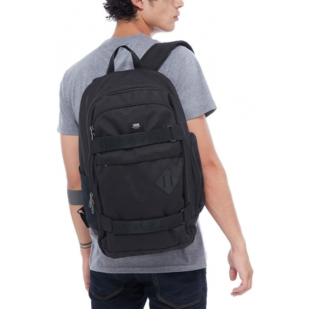 b76a048802ddf Backpack - Vans M TRANSIENT III SKATE BACKPACK Black - 4