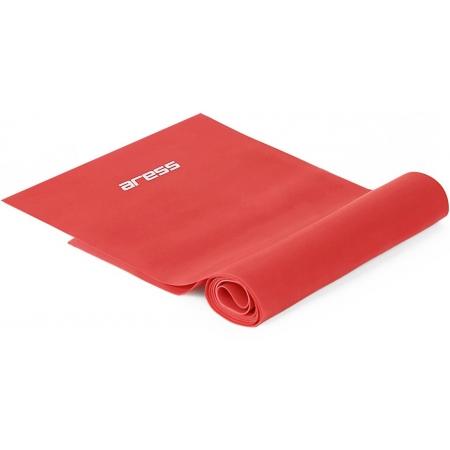 Cvičící guma - Aress CVIČÍCÍ GUMA RED SOFT