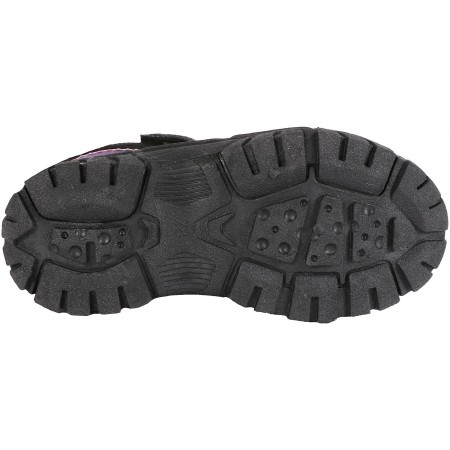 Detská zimná obuv - ALPINE PRO TIMBER - 2