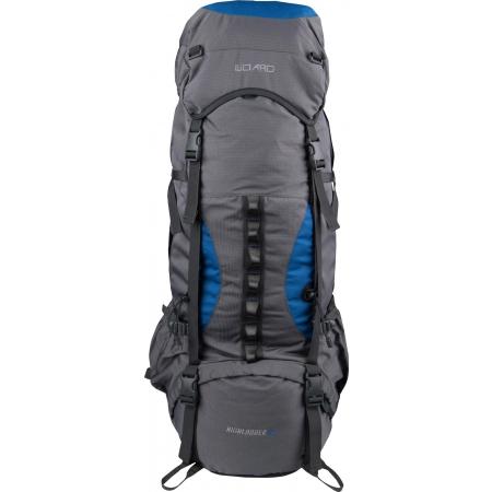 Dvoukomorový turistický batoh - Willard HIGHLANDER 80 - 2