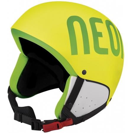 Lyžařská helma - Neon FREERIDE REGULATOR