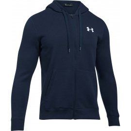 Under Armour RIVAL FITTED FULL ZIP - Hanorac de bărbați