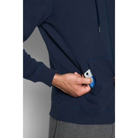 Pánska mikina - Under Armour RIVAL FITTED FULL ZIP - 6