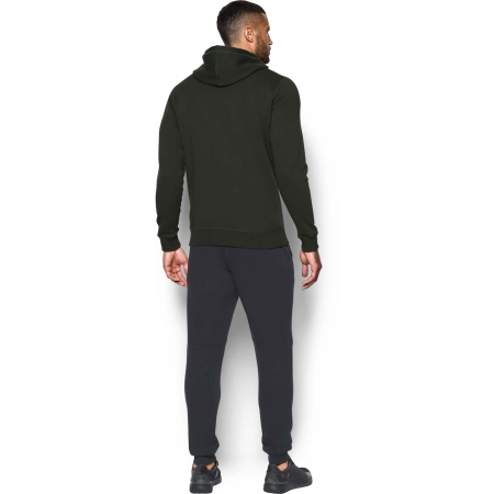 Pánska mikina - Under Armour RIVAL FITTED FULL ZIP - 5