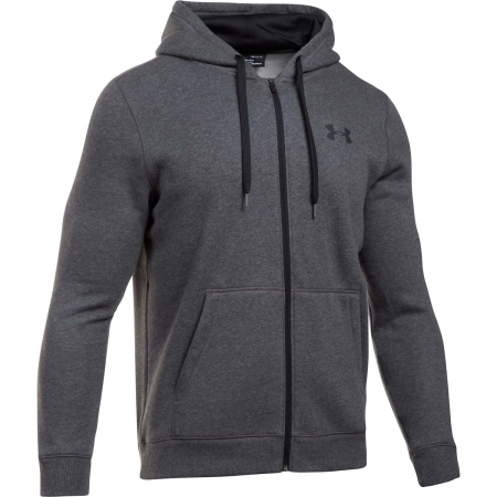 ea3688fee07b7 Pánska mikina - Under Armour RIVAL FITTED FULL ZIP - 1