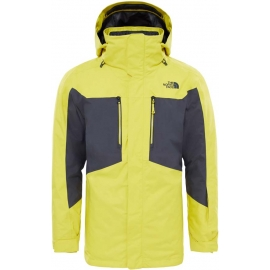 The North Face CLEMENT TRICLIMATE JACKET - Pánska zimná bunda