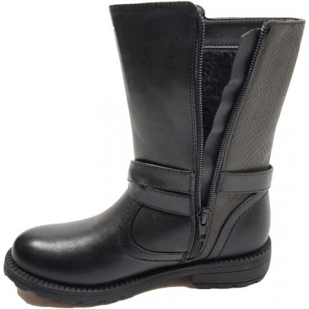 Dětská vysoká obuv - Junior League BOLLE - 4