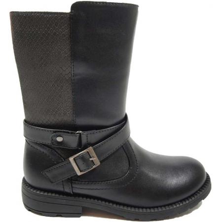 Junior League BOLLE - Wysokie obuwie dziecięce