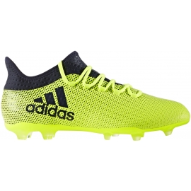 adidas X 17.2 FG - Încălțăminte fotbal bărbați