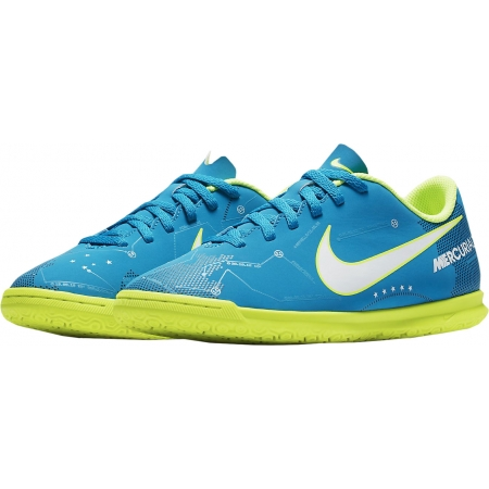 69bc06570 Kids  indoor cleats - Nike MERCURIALX VORTEX III NJR IC - 2