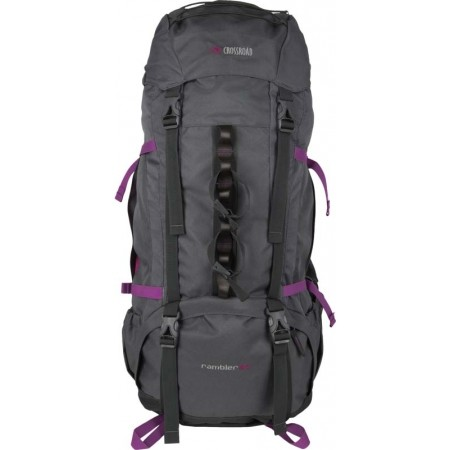 RAMBLER 50 - Hiking backpack - Crossroad RAMBLER 50 - 1