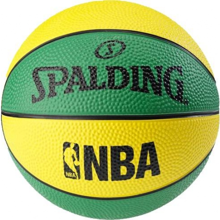 Basketbalový míč - Spalding NBA MINIBALL