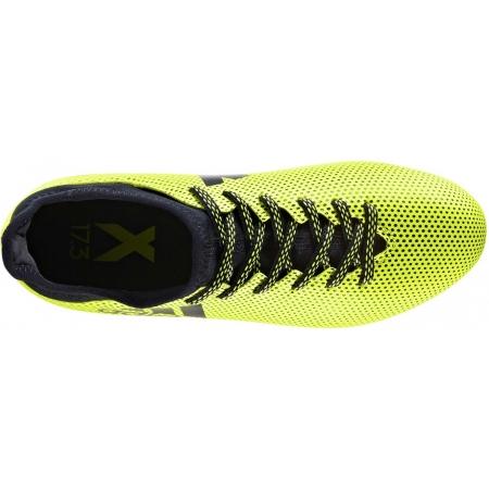 Juniorské kopačky - adidas X 17.3 AG J - 2