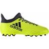 Juniorské kopačky - adidas X 17.3 AG J - 1