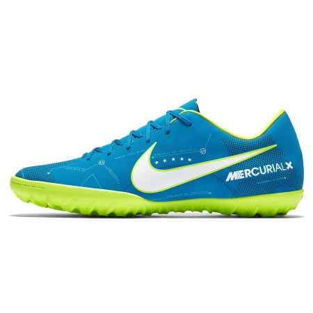 Football boots for artificial surfaces - Nike MERCURIALX VICTORY VI NJR TF  - 1 1a5a7417e9995