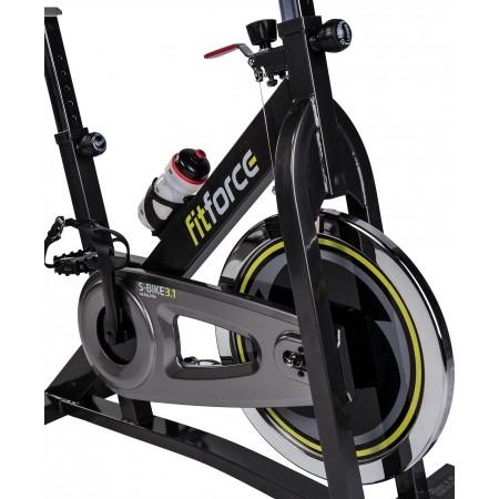 Spinningový trenažer - Fitforce S-BIKE 3.1 - 3