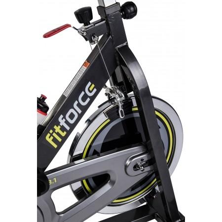 Spinningový trenažer - Fitforce S-BIKE 3.1 - 4