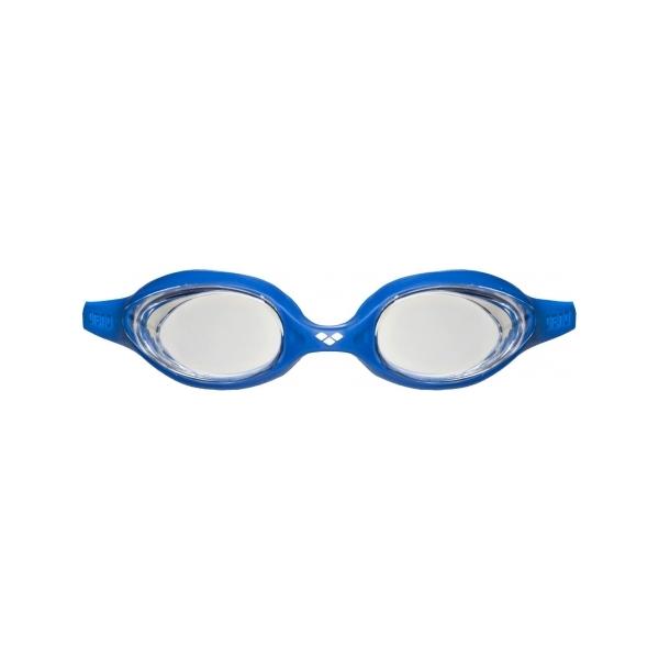 Arena SPIDER niebieski NS - Okulary do pływania juniorskie