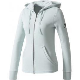 adidas ESSENTIALS SOLID FULLZIP HOODIE - Women's sweatshirt