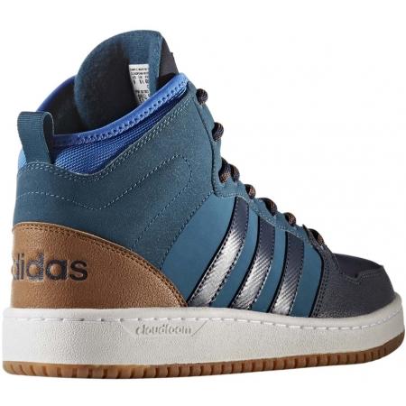 Pánská lifestyle obuv - adidas CF HOOPS MID WTR - 8