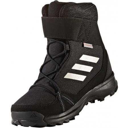 Obuwie trekkingowe dziecięce - adidas TERREX SNOW CF CP CW K - 4