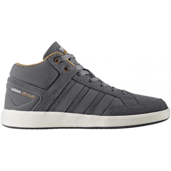 adidas CF ALL COURT MID šedá 11 - Pánská lifestyle obuv