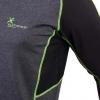 Pánské zimní triko s dlouhým rukávem - Klimatex DANUT - 3