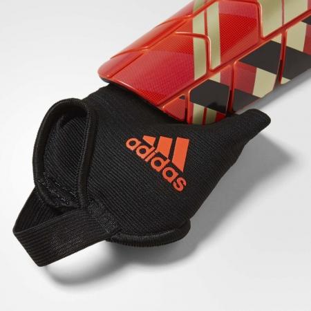 Futbalové chrániče - adidas GHOST REFLEX - 4