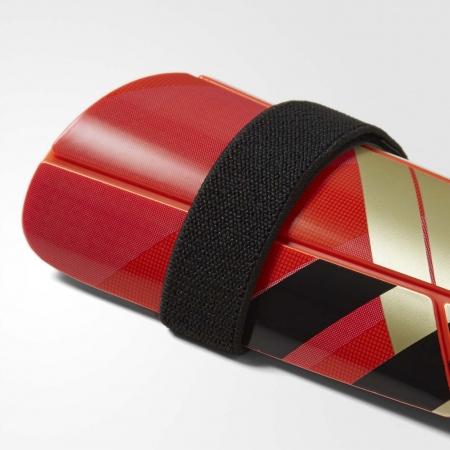 Futbalové chrániče - adidas GHOST REFLEX - 2