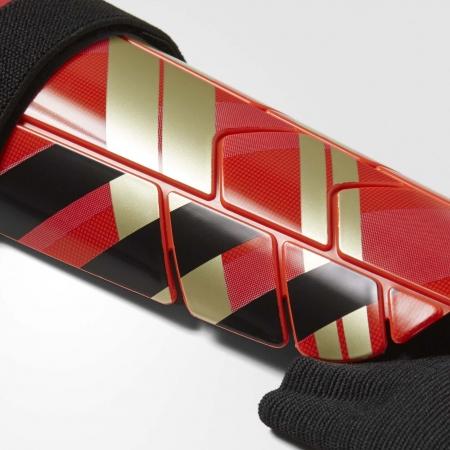 Futbalové chrániče - adidas GHOST REFLEX - 3