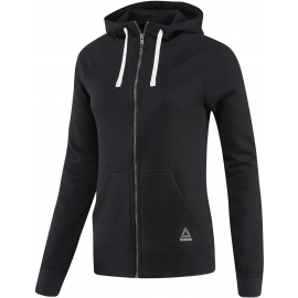 Reebok EL FL FULL ZIP - Women's sweatshirt