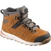 Juniorská zimní obuv - Salomon UTILITY TS CSWP J - 1