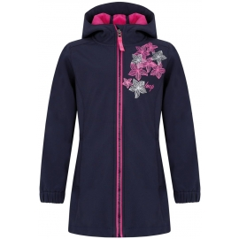 Loap CALDERA - Dětský softshellový kabát
