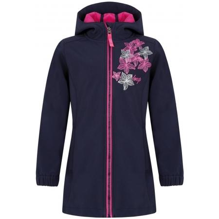 Loap CALDERA - Detský softshellový kabát