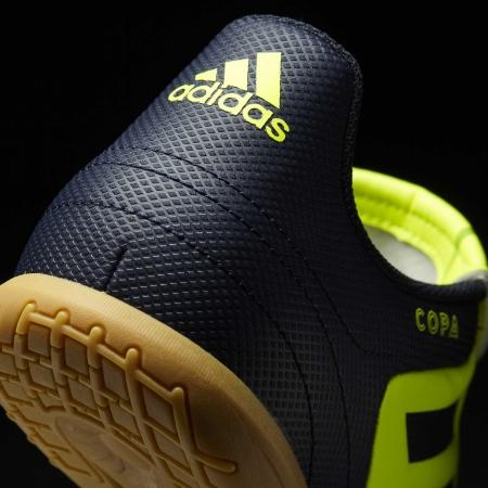 Juniorská sálová obuv - adidas COPA 17.4 IN J - 6