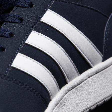 Pánské kotníkové boty - adidas VS HOOPS MID - 6