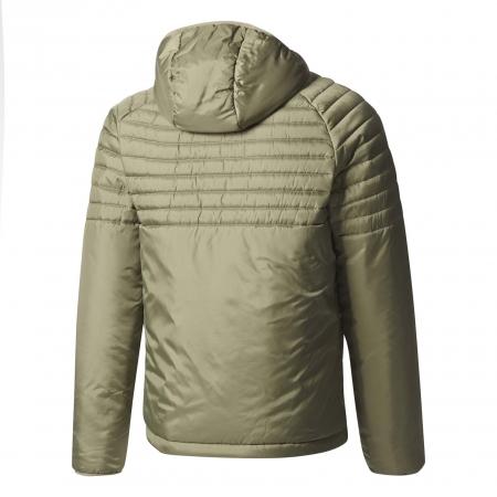 12e07e8b49c4 Men s outdoor jacket - adidas CYTINS HOODED PADDED JACKET - 9