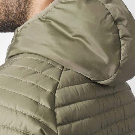 Geacă outdoor bărbați - adidas CYTINS HOODED PADDED JACKET - 5
