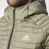 Geacă outdoor bărbați - adidas CYTINS HOODED PADDED JACKET - 6