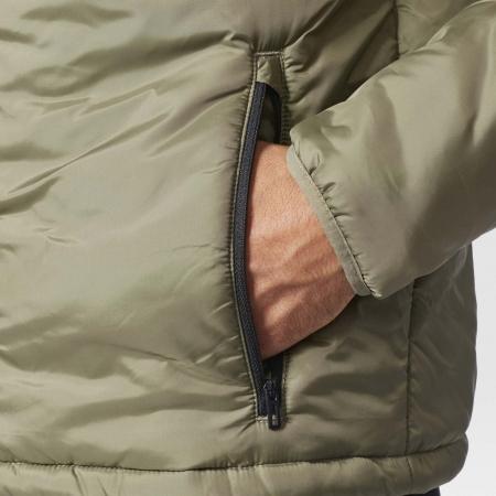 Geacă outdoor bărbați - adidas CYTINS HOODED PADDED JACKET - 7