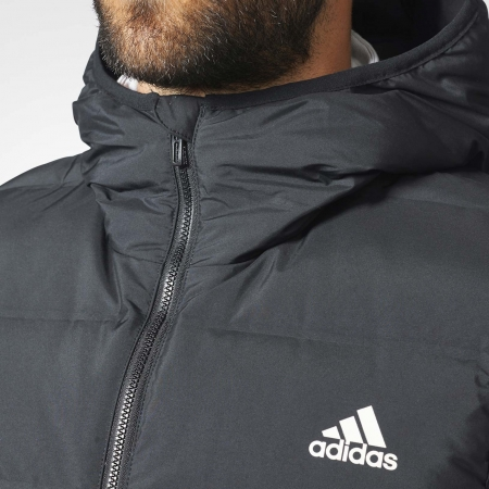 adidas HELIONIC DOWN HOODED VEST | sportisimo.at