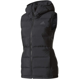adidas HELIONIC DOWN HOODED VEST - Women's vest