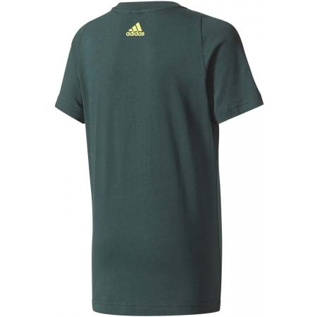 Chlapecké triko - adidas LINEAR TEE - 2