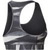 Women's sports bra - adidas TECHFIT BASE BRA PRINT - 2