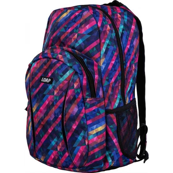 Loap ASSO růžová  - Městský batoh
