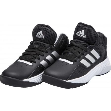 Dětská volnočasová obuv - adidas CLOUDFOAM ILATION MID K - 2 719ec8de85