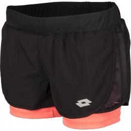 Lotto X RIDE II SHORT W 2IN1 BP - Dámske športové šortky